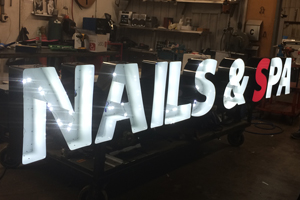 Switching Neon Signs to LED